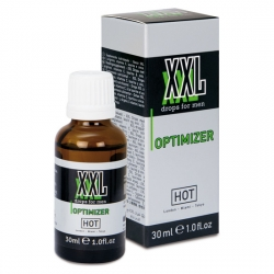 HOT XXL DROPS OPTIMIZADOR HOMBRES 30 ML