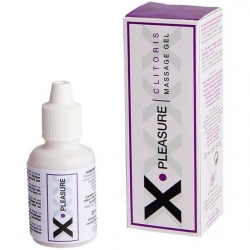 X PLEASURE GEL DE MASAJE PARA EL CLITORIS