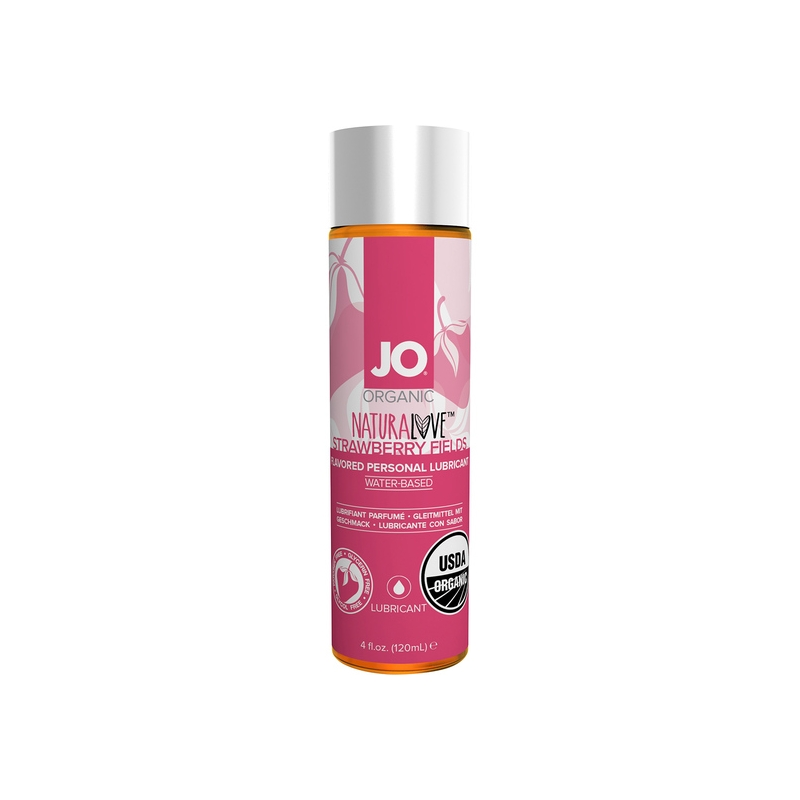 JO NATURALOVELUBRICANTE FRESA 120ML