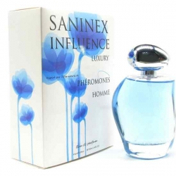 SANINEX PERFUME PHÉROMONES INFLUENCE MOD. LUXURY MEN