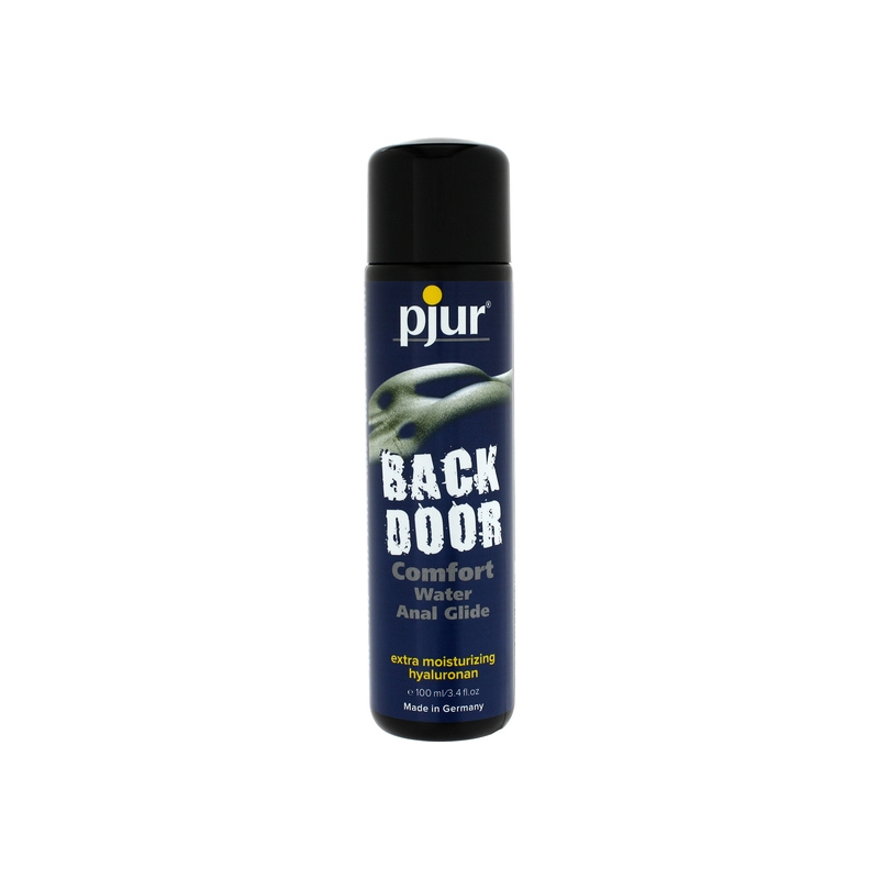 PJUR BACK DOOR COMFORT LUBRICANTE AGUA ANAL 100 ML