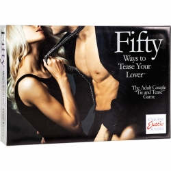FIFTY WAYS TO TEASE YOUR LOVE - KIT PARA PAREJAS