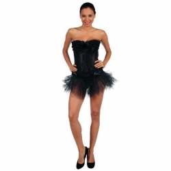 INTIMAX CORSET PARTY NEGRO
