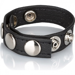 ADONIS ARES LEATHER COCKRING