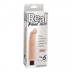 REAL FEEL LIFELIKE TOYZ VIBRADOR NUM 6