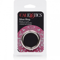 SILVER RING MEDIANO