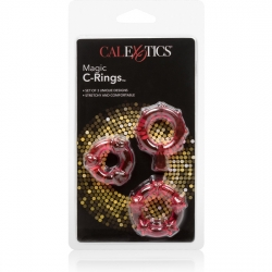 MAGIC C-RINGS FUCSIA