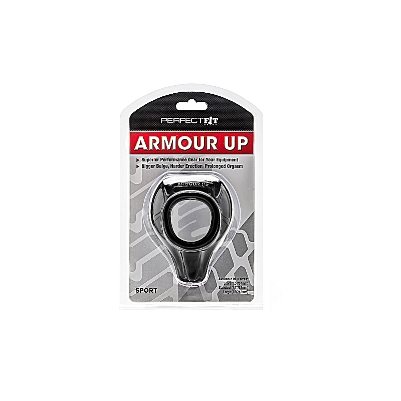 ARMOUR UP - NEGRO