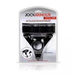 JOCK ARMOUR BLACK XL ARNÉS ELÁSTICO