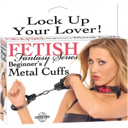 FETISH FANTASY ESPOSAS DE METAL PRINCIPIANTES
