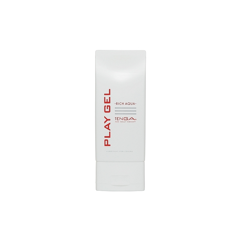TENGA PLAY GEL LUBRICANTE LARGA DURACIÓN 150 ML