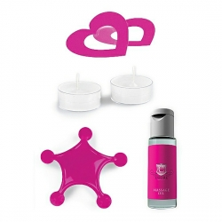 SHOTS TOYS KIT CORAZON PLACER