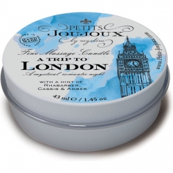KIT 5 PIEZAS CANDLE LONDON REFILL - MENTA