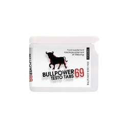 69 PILLS BULL POWER TESTO TABS