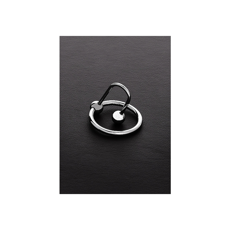 FULL STOP C PLUG WITH STEEL RING 28MM