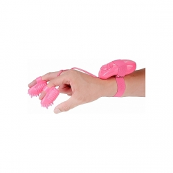 MAGIC TOUCH FINGER FUN ESTIMULADOR DEDAL ROSA