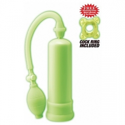 PUMP WORX BOMBA DE ERECCION LUMINISCENTE