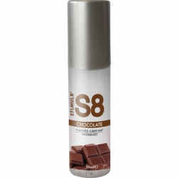 S8 LUBRICANTE SABORES 50ML CHOCOLATE