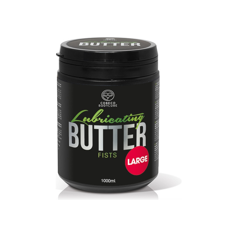 CBL LUBRICANTE ANAL BUTTER FISTS 1000ML