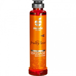 FRUITY LOVE CREMA DE MASAJE ALBARICOQUE Y NARANJA 200 ML