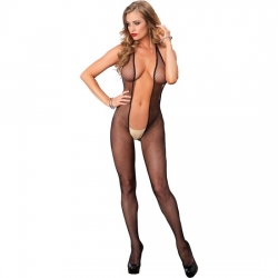 LEG AVENUE MONO DE RED CON ESCOTE