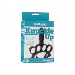 VAC-U-LOCK DILDO KNUCKLE UP
